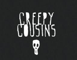 Creepy Cousins Logo Font