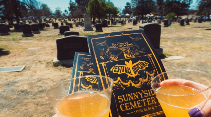 Festival Obscura's Celebration at Sunnyside Cemetery: An Abundance of Beer for a Great Cause — Mad to Live – Angel Melanson