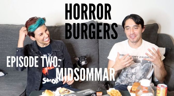 HorrorBurgers Episode 2: Midsommar