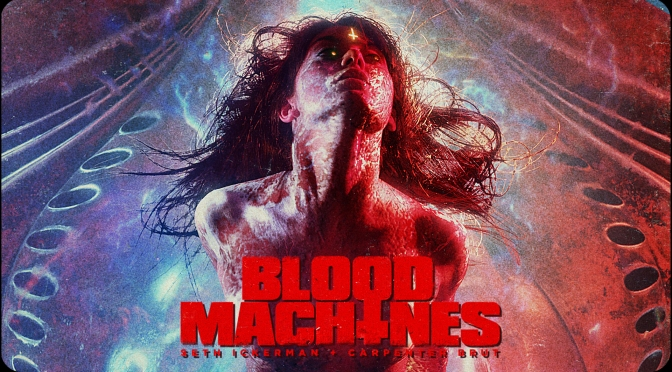 Cosmic Opera Blood Machines: A Multi-Sensory Sci-Fi Feast Now Streaming On Shudder