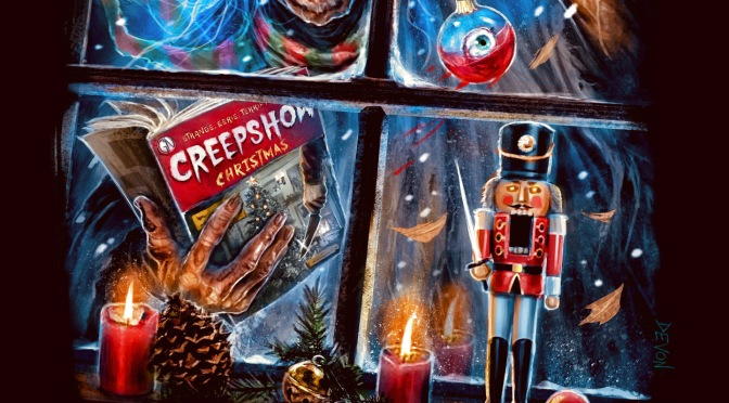 A Creepshow Holiday Special Delivers One Glorious Joy-Filled Hour of  Horror + Laughs