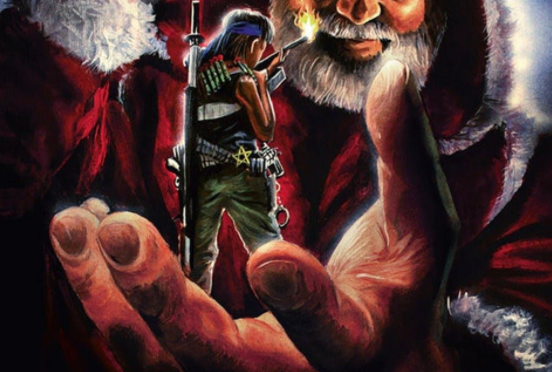 Dial Code Santa Claus (3615 code Père Noël) Watch Party – Saturday, 12/5 7pm PST